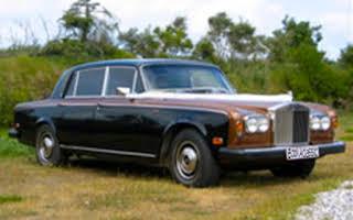 Rolls Royce Silver Wraith II Rent Midtjylland