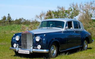 Rolls Royce Silver Cloud II Rent Midtjylland