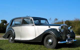 Rolls Royce Silver Wraith Rent Midtjylland