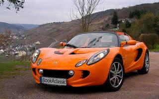 Lotus Elise 111R Rent Midtjylland