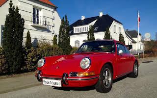 Porsche 911 Coupe Rent Nordjylland