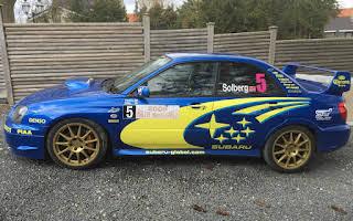 Subaru Impreza 2 WRX STI Edt. 2 Rent København