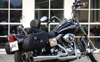 Harley Davidson Dyna Whide Glide Rent Midtjylland