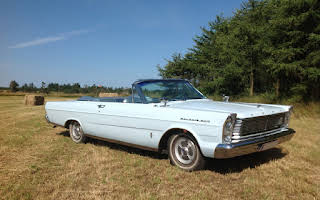 Ford Galaxie 500 Leje Baekmarksbro