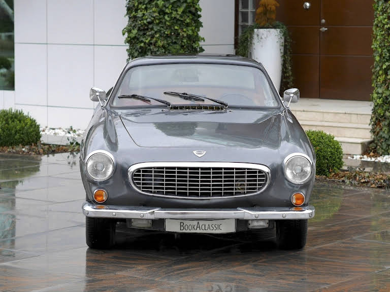 Volvo P1800S Hire Ringsted