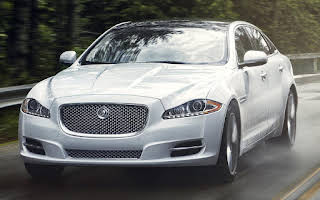Jaguar XJ Rent Fyn