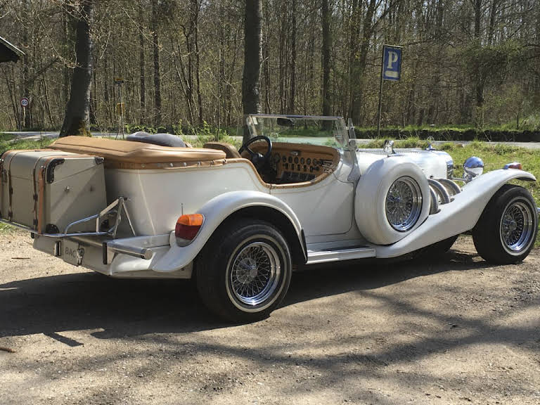 Excalibur Phaeton Hire Farum