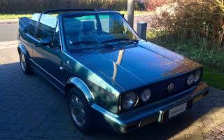 Volkswagen Golf 1 Rent København