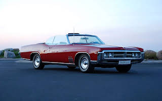 Buick Wildcat Leje Naerum