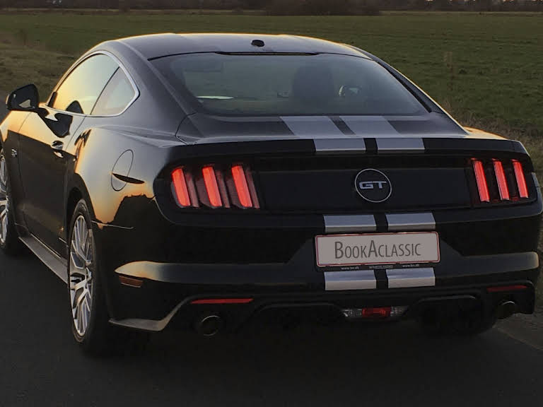 Ford Mustang Hire Holstebro