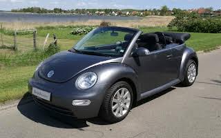 Volkswagen Beetle Cabriolet Rent København