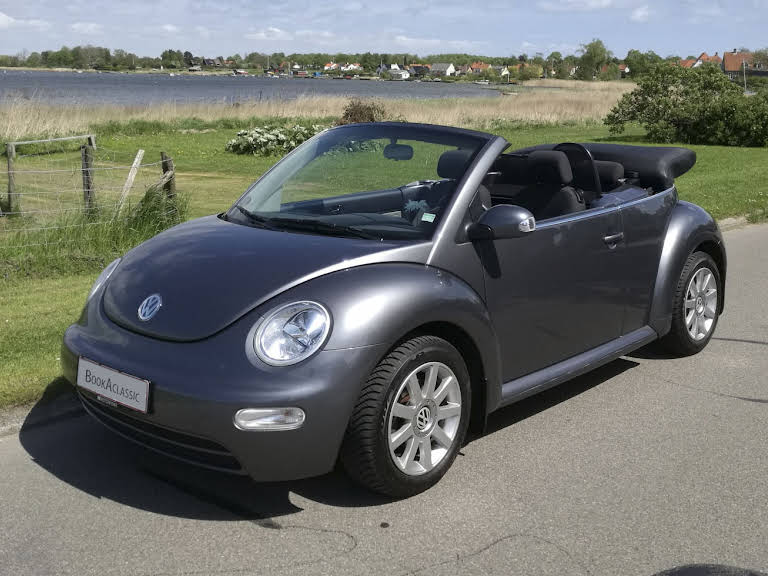 VW Beetle Cabriolet Hire Valby