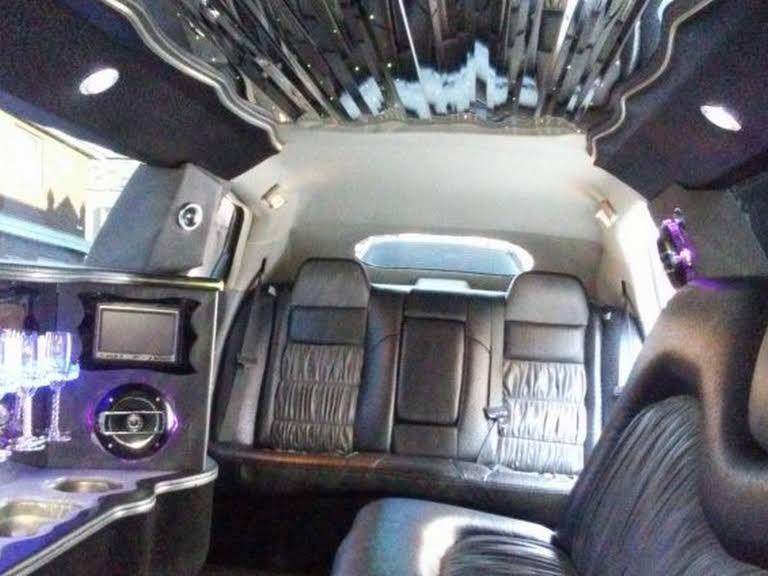 Chrysler 300c Limousine Hire Vejle