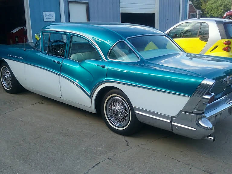 Buick Special Hire Græsted