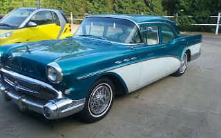 Buick Special Leje Graested