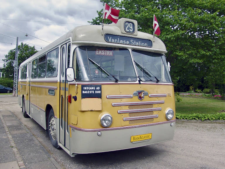 Leyland HT bybus Hire Ringsted