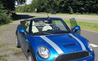 Mini Cooper S Rent Midtjylland
