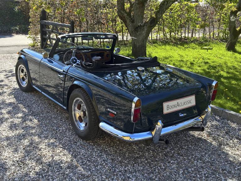 Triumph Tr5 Hire Knardrup