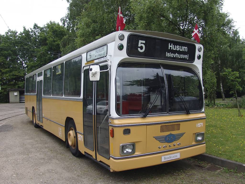 Volvo bybus Hire Ringsted