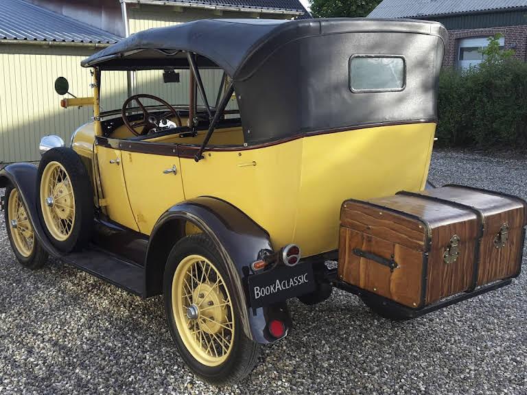 Ford A Phaeton Hire Hinnerup