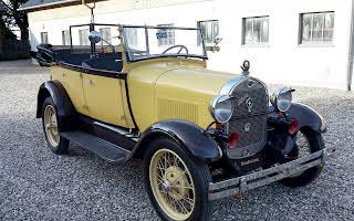 Ford A Pheaton Rent Midtjylland