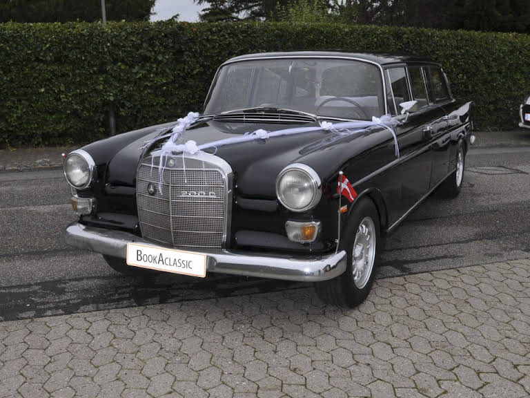 Mercedes Benz Limousine Hire Lille Skensved